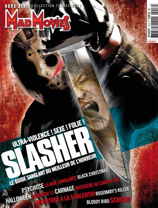 "La future ""bible"" du slasher"