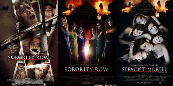 Sorority Row by Stewart Hendler