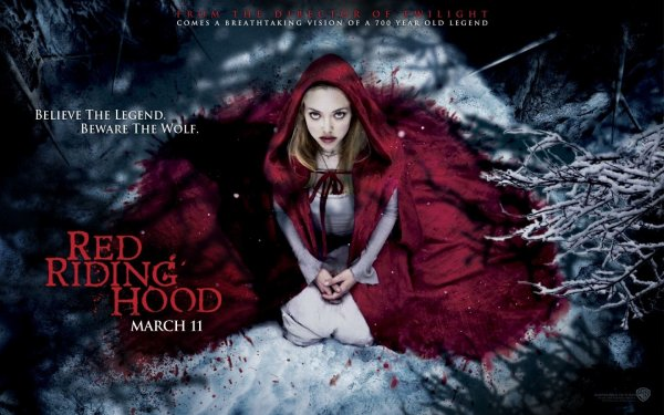 Le Chaperon Rouge by Catherine Hardwicke