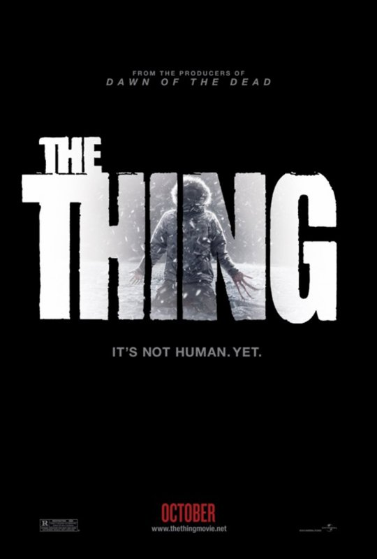 The Thing : La préquelle