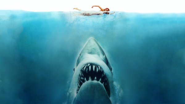 Les Dents de la Mer by Steven Spielberg