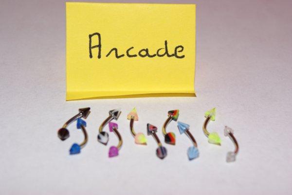 Piercings arcade