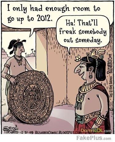 La vérité sur le calendrier Maya