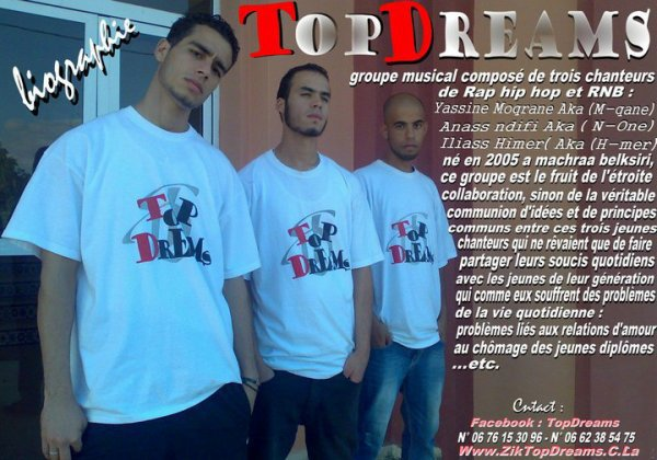 Biographie de TopDreams