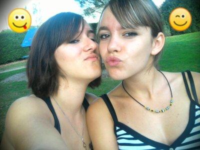 moi et ma meilleure amie !!!