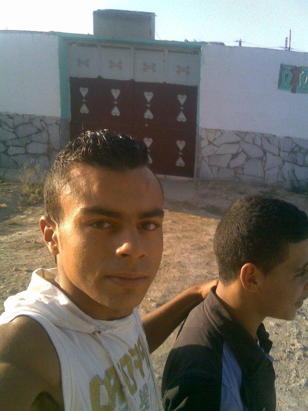 Moi avec Adnan