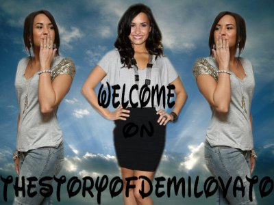 BIENVENUE on TheStoryOfDemiLovato
