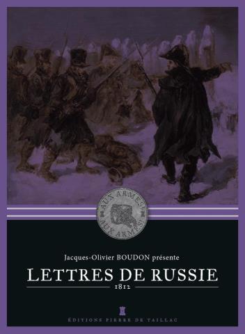 """LETTRES DE RUSSIE"""