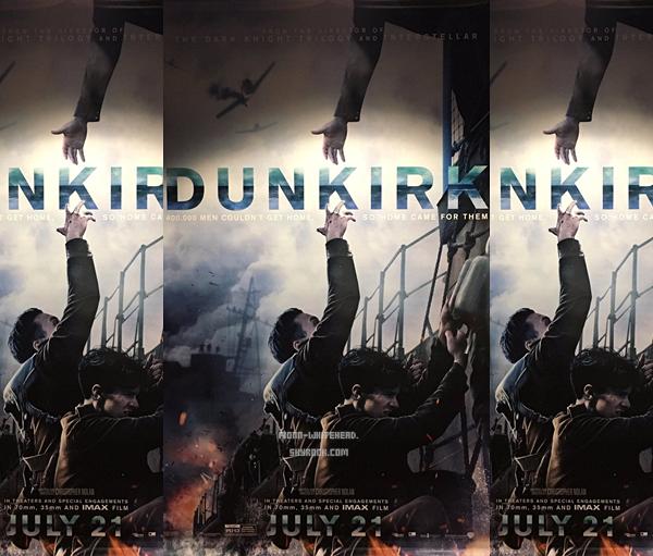 Nouvelle affiche de Fionn et Harry pour Dunkirk :