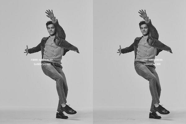 D'autres photos de Fionn pour GQ Magazine :