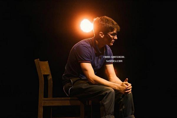 Photo de Fionn pour 'Queers' par Jacob Sacks-Jones :