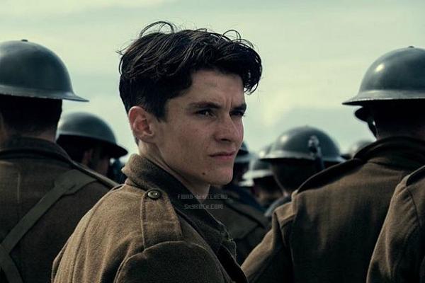 Nouvelle photo de Fionn dans Dunkirk :
