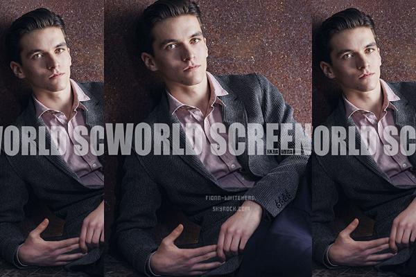 Fionn pour le magazine 'World Screen' :