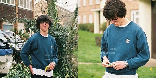Nouvelles photos inconnues de Fionn :