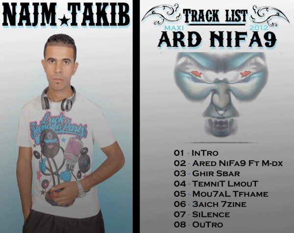 """Maxi Ared NiFa9 """" 2012 """""""