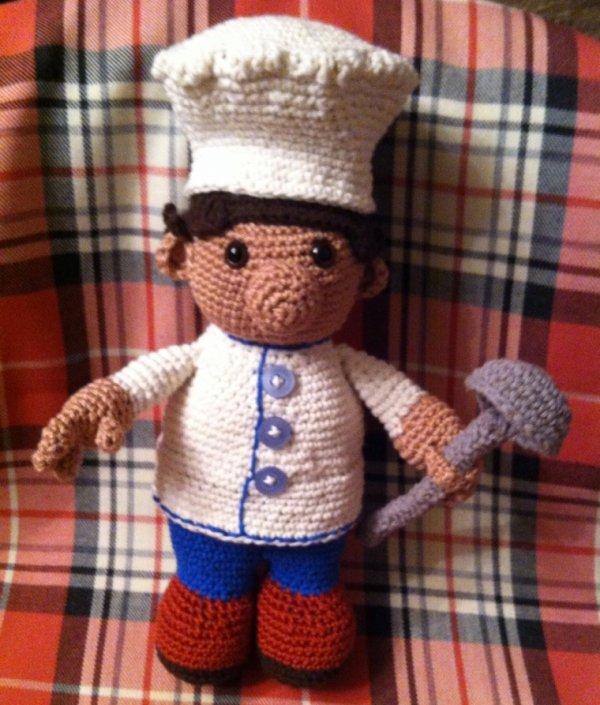 Cuisinier au crochet