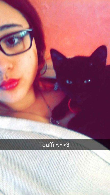 Petit chat *.* Touffi *.*