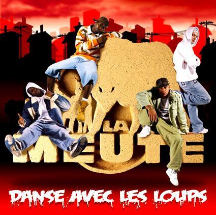 Danse Avec Les Loups / La Meute Feat. Wendy - J'me suis fait une raison (Prod DJ Kefran) (2008)