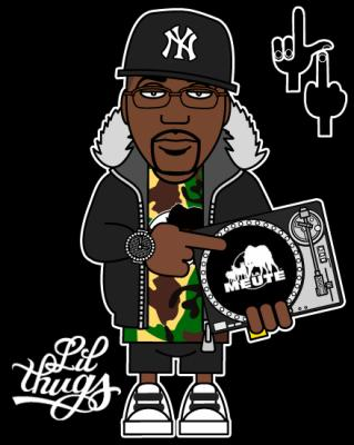 RONSHA de La Meute by Lil' Thugs