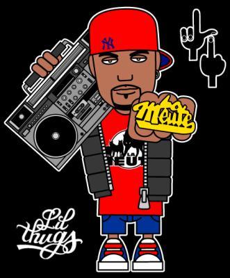 G-ZON de La Meute by Lil' Thugs