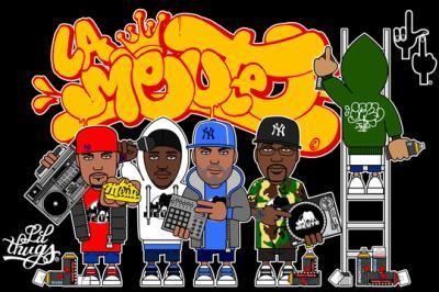 La Meute by Lil' Thugs !!!