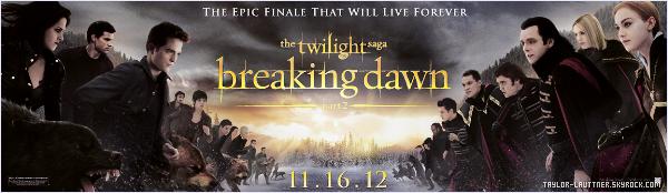 .    Encore et toujours de nouvelles photos de Breaking Dawn Partie II.   .