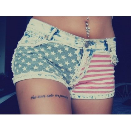 Jupe ou short?