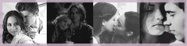 Les couples principaux dans Pretty Little Liars ♥