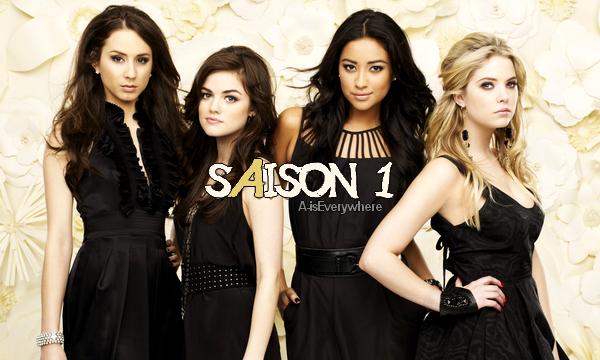 SAISON 1 - 22 épisodes -  - Récap n°1