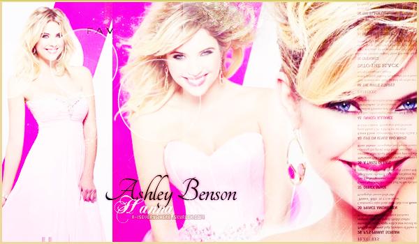 Ashley BENSON - Hanna Marin