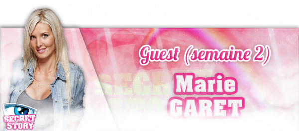 ○ Marie Garet ○