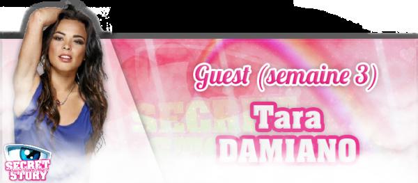 ○ Tara Damiano ○
