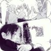 Sasuke cosplay effet dessin