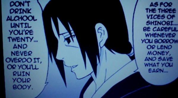 Sasuke et Itachi 4
