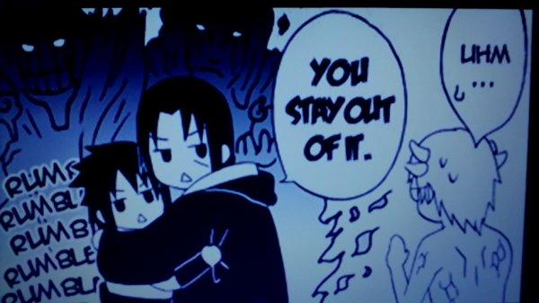 Sasuke et Itachi 9