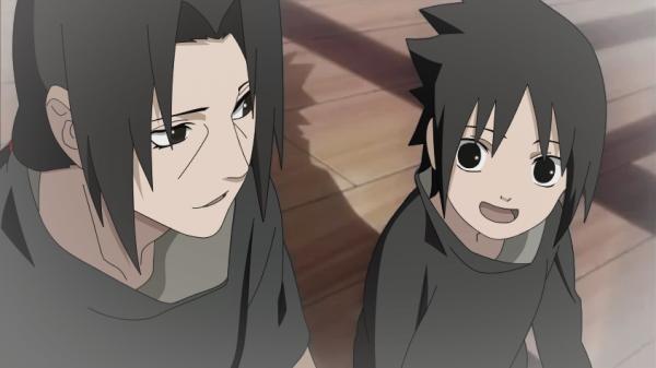 Sasuke et Itachi 2
