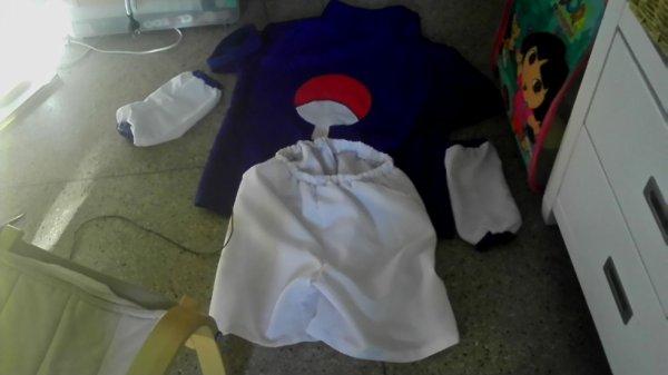 Costume de Sasuke