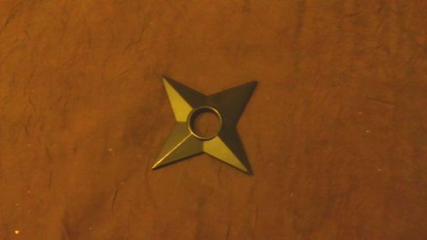 Shuriken de Naruto