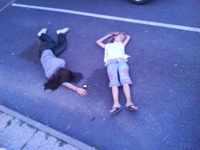 damiana et jenni son morte :'(