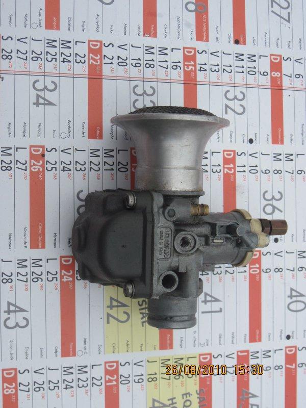 carburateur de 18 d'epoque