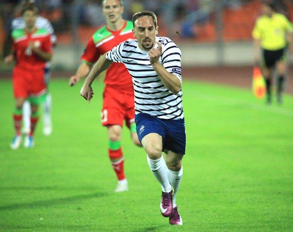 Bielorussie 1-1 France