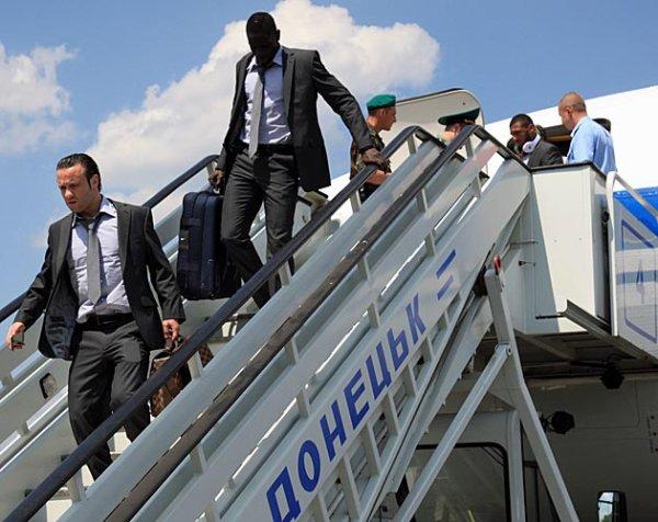 Ukraine - France : De Minsk à Donetsk