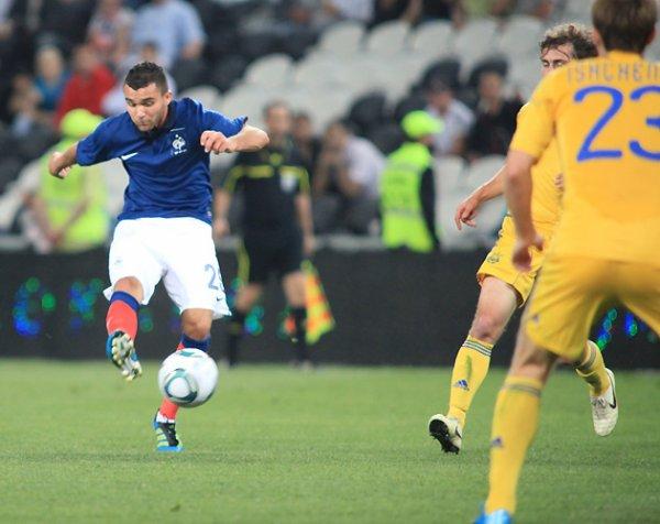 Ukraine 1-4 France
