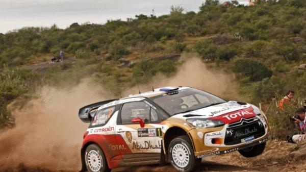 Sébastien Loeb .. 8 ème fois ..