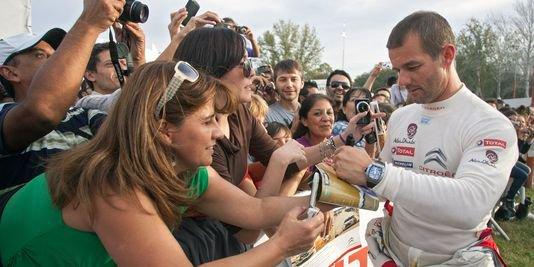 Sébastien Loeb ; L'ambassadeur ..