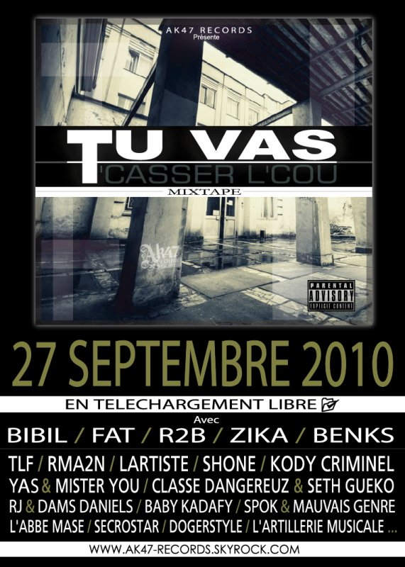 100% SORTIE RAP FRANCAIS, ALBUM, STREET CD, MAXI, COMPILE, MIX TAPE...