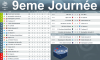 Ligue 1 : 9eme journee
