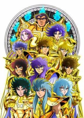 les beau chevalier d'or