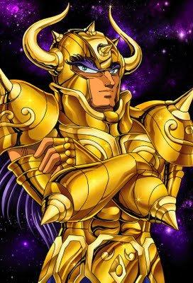 le chevalier d'or du taureaux - abdebaran