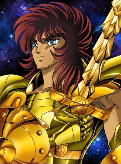 le chevalier d'or de la balance - dohko